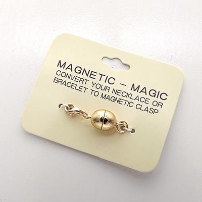 Wholesale magnetic Magic Converter Converts Necklace Bracelet Magnetic Clasp Gol